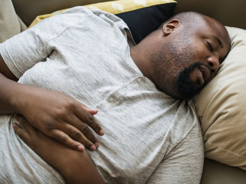 Occasional Napping Linked to Lower Risk for Cardiovascular Events