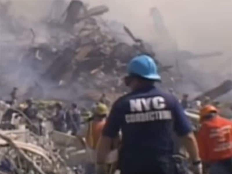 9/11 Responders May Have Higher Head, Neck Cancer Risk