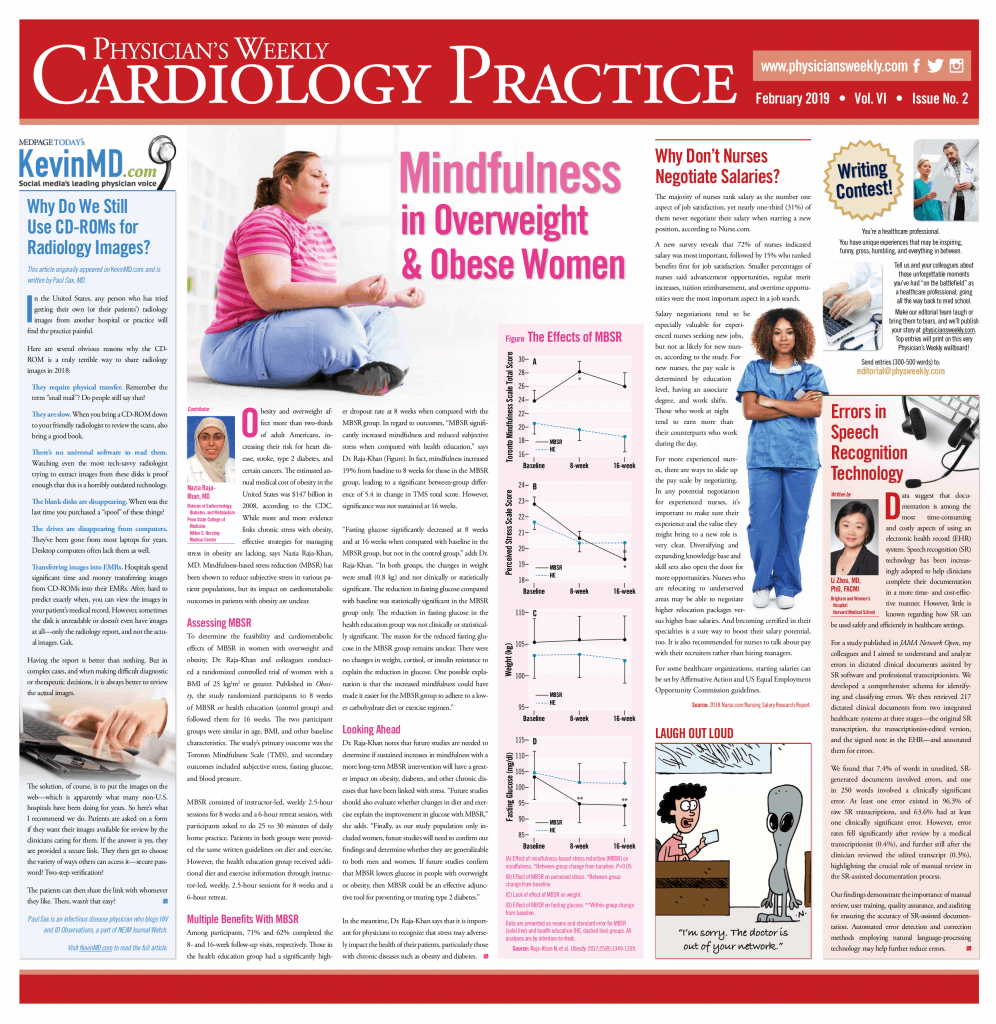 Cardiology Practice: February 2019