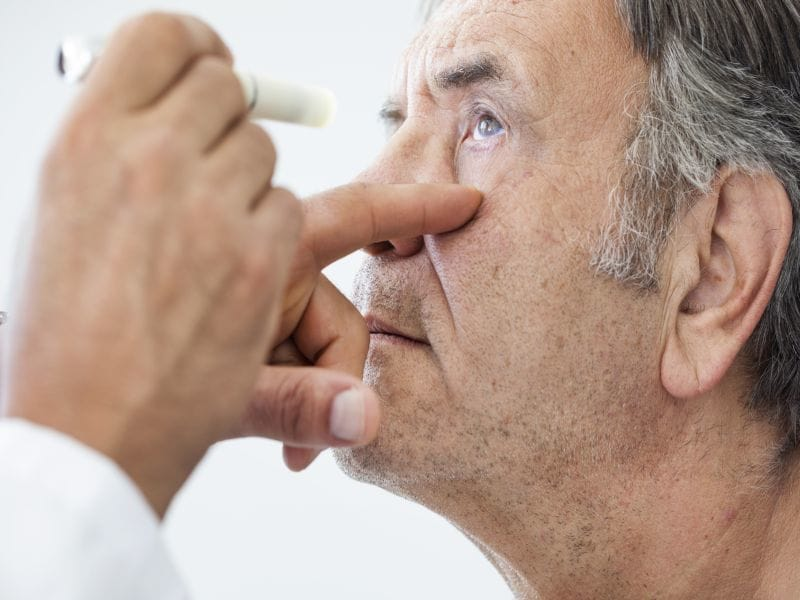 High Rates of Visual Problems Seen in Stroke Survivors