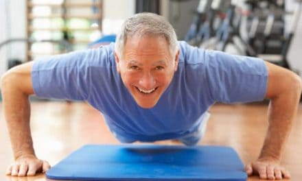 Higher Push-Up Capacity Linked to Lower Incidence of CVD Events