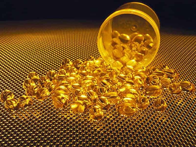 Marine Omega-3 Supplements May Lower CVD Risk