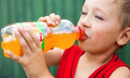 Sweetened Drinks Represent Majority of Children's Drink Sales