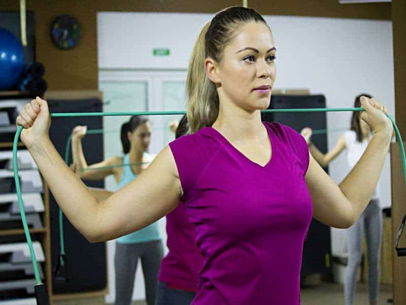 Resistance Training May Prevent Type 2 Diabetes Progression