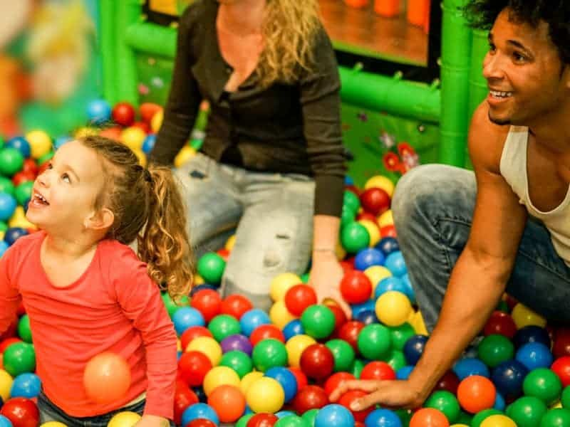 Therapeutic Ball Pits Found to Harbor Pathogenic Germs