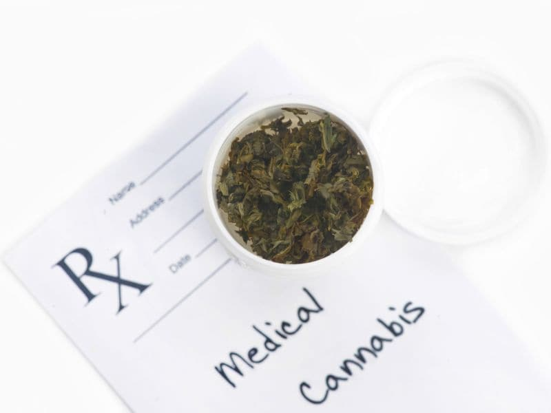 Health Professionals Supportive of Medicinal Cannabis