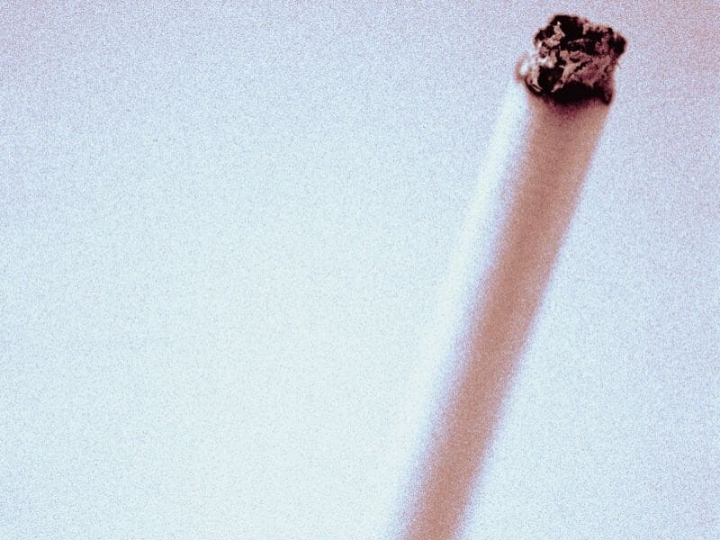 Childhood Secondhand Smoke Tied to Later Atrial Fibrillation