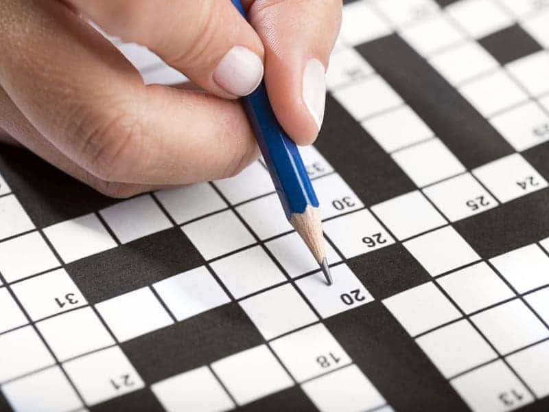 Regular Puzzle Use May Improve Cognition in Older Adults