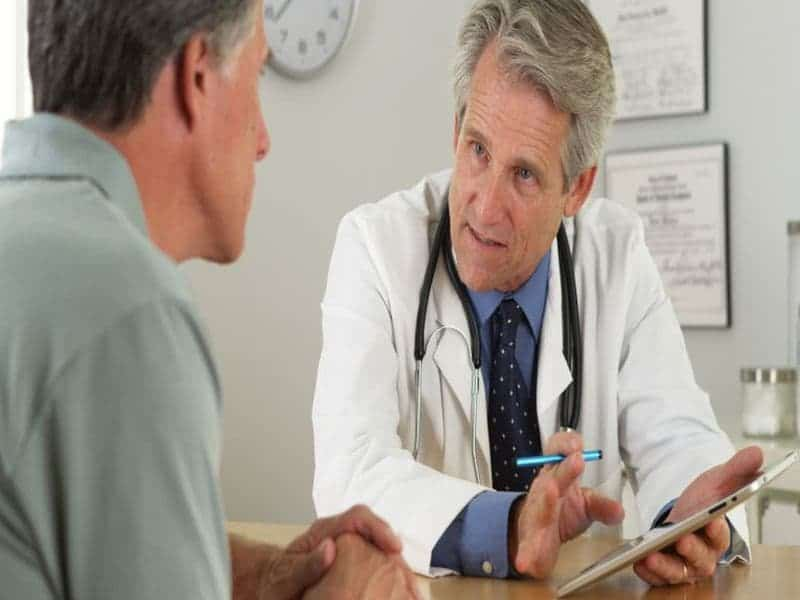 Few Older European Men Aware of Prostate Function