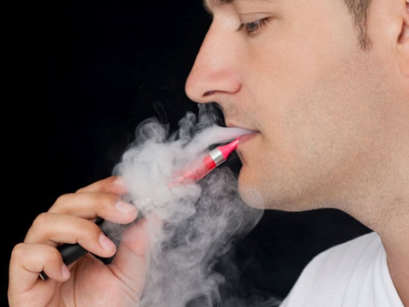 Microbial Toxins Found in Electronic Cigarette Products