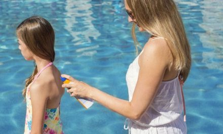 Maximal Use of Sunscreen Ups Absorption of Active Ingredients