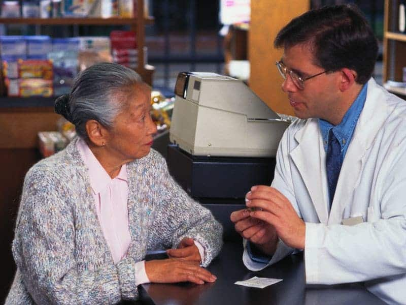 Elderly Women May Still Benefit From Osteoporosis Treatment