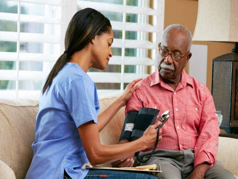 Intensive BP Therapy Not Beneficial in Nursing Home Residents