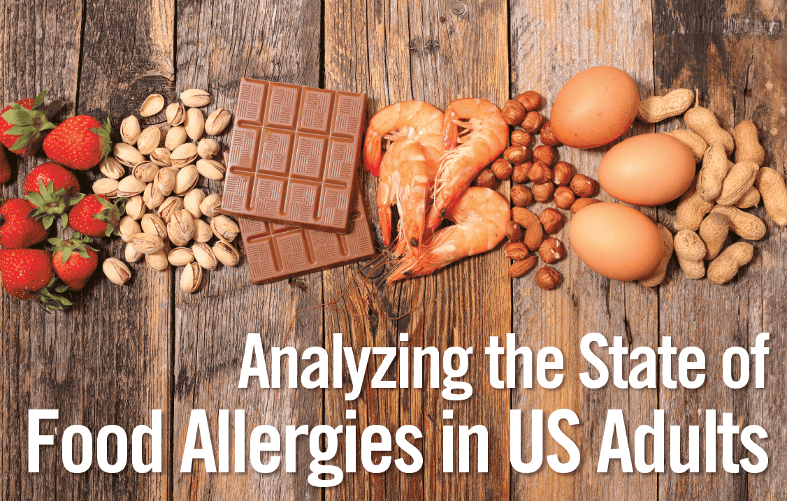 Analyzing the State of Food Allergies in US Adults