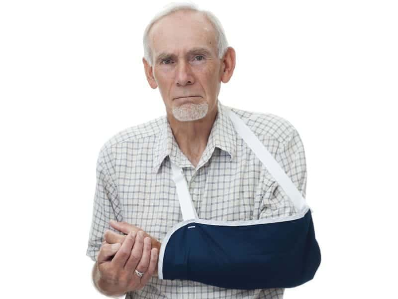 Sling, PT May Be OK for Two-Part Proximal Humerus Fractures