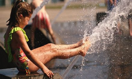 Hot Pavement Can Burn Feet in Seconds