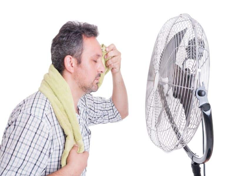 Electric Fans Help in Hot, Humid Conditions but Not Hot, Dry Ones