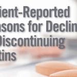 Patient‐Reported Reasons for Declining or Discontinuing Statins