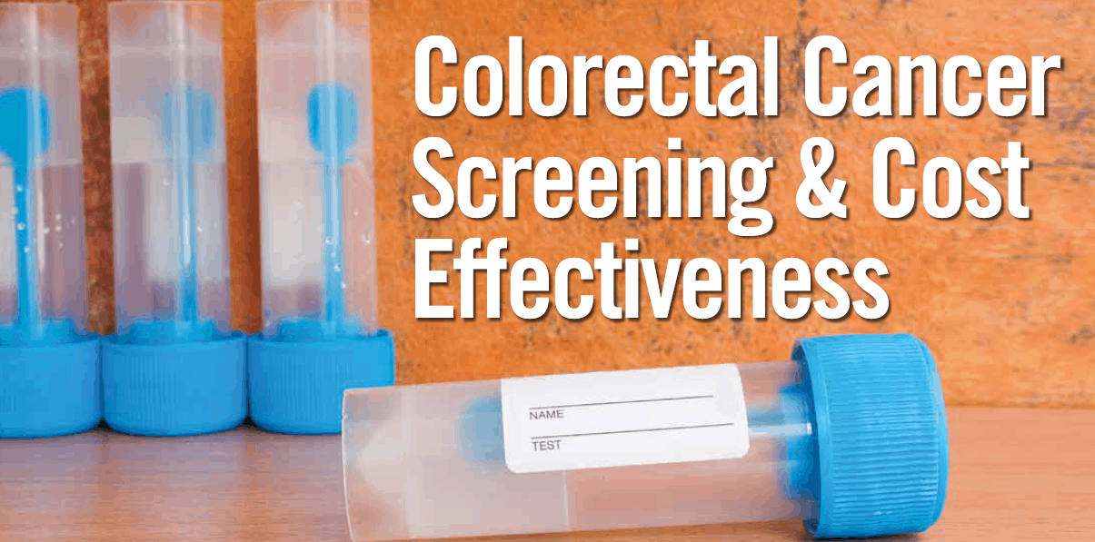 Colorectal Cancer Screening Cost Effectiveness Physician S Weekly