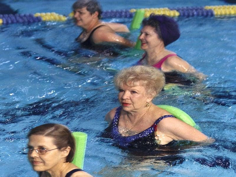 Exercise May Slow Brain Deterioration in Alzheimer Disease