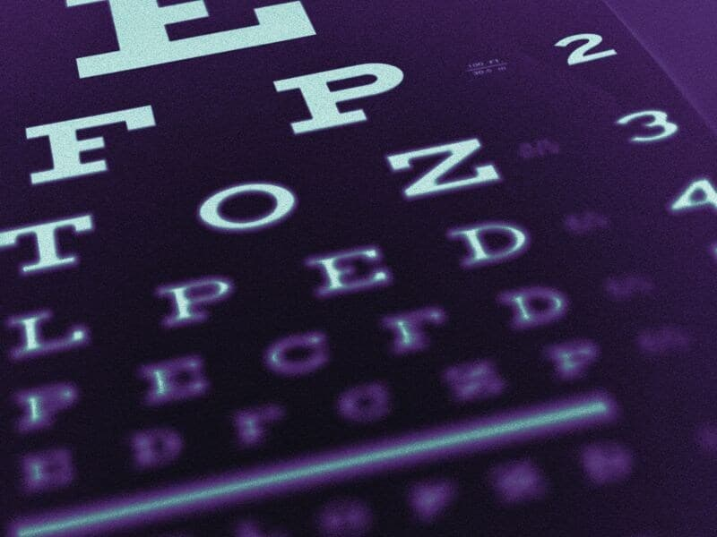 At Least 2.2 Billion People Have Vision Impairment Worldwide