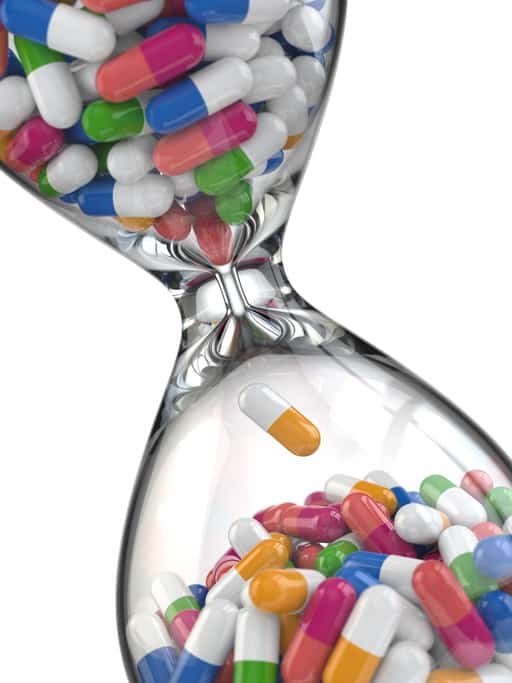 Average Time Patients Go from Monotherapy to Polypharmacy?