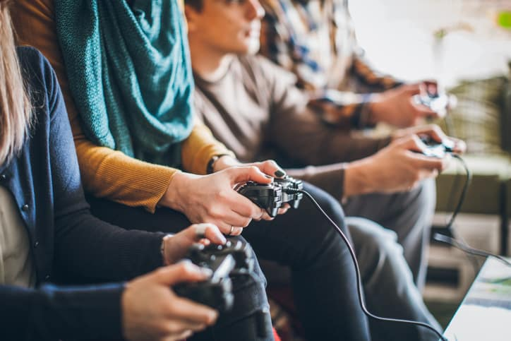 Gaming Addiction 'Taking Over Whole Populations in Asia'