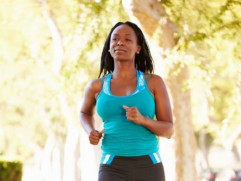 Running Participation Linked to Reduced Risk for Mortality