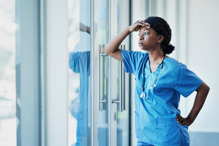 California Is Overriding Its Limits on Nurse Workloads as Covid Surges