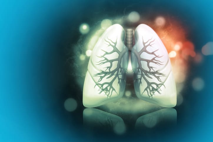 Novel Imaging Biomarkers Identify Stage III NSCLC Therapy Response