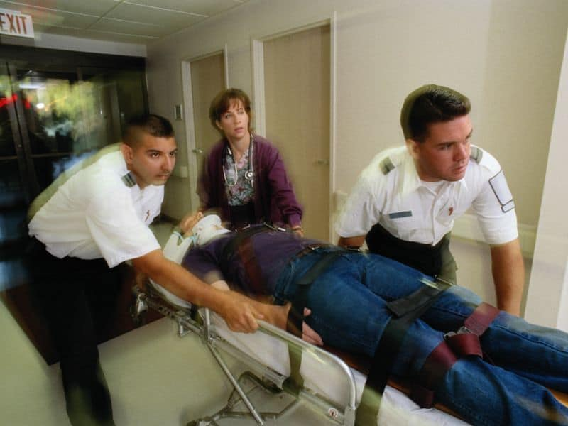 Whole-Body CTs Save Time for Trauma Patients in Emergency Dept
