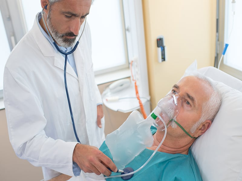 Homeless More Likely to Need Ventilators for Respiratory Illness