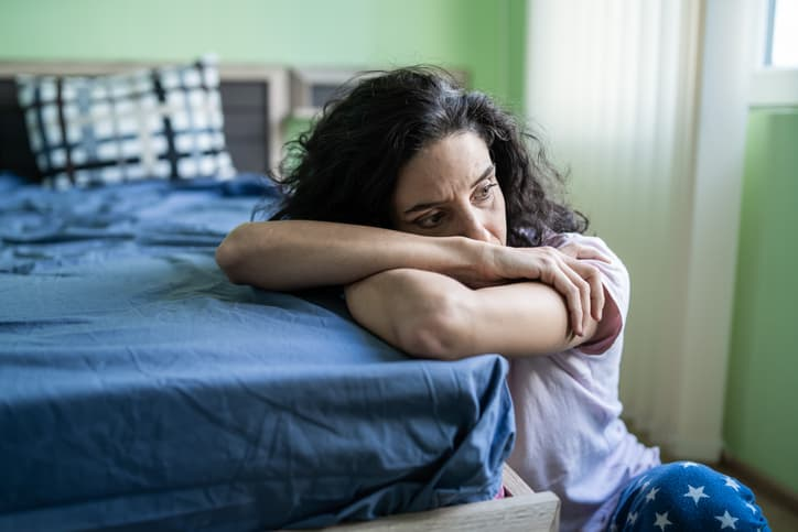SLEEP: Women More Likely to Have Insomnia With Age Comes Sleepless Nights