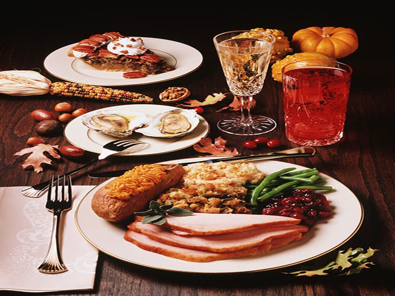 CDC Recommends No Travel for Thanksgiving