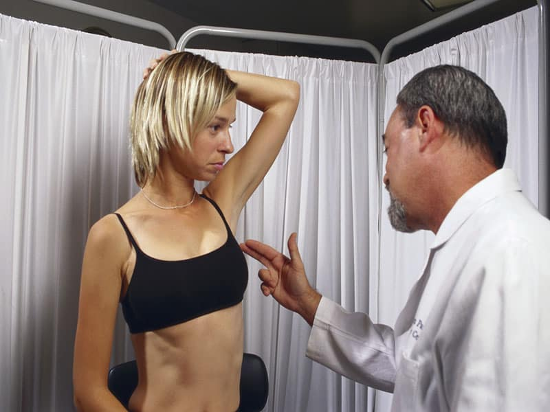 Young Women Benefit From Surgery for Breast Asymmetry