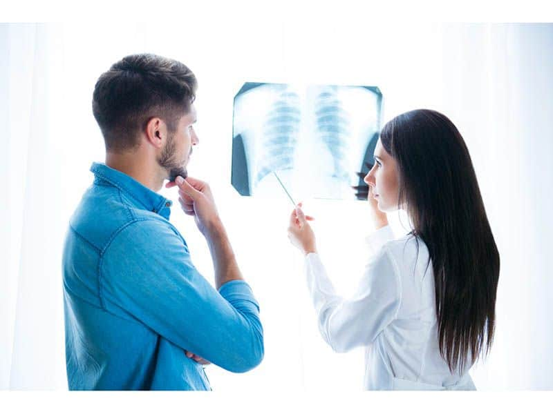 AI Algorithm Can Detect COVID-19 on Chest X-Rays