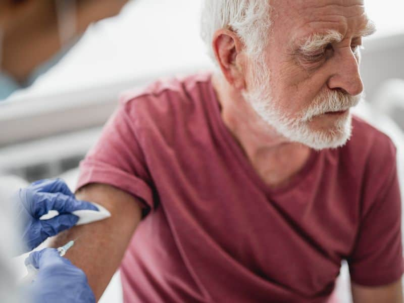 Flu Shot More Popular Than COVID-19 Vaccine Among Older Adults