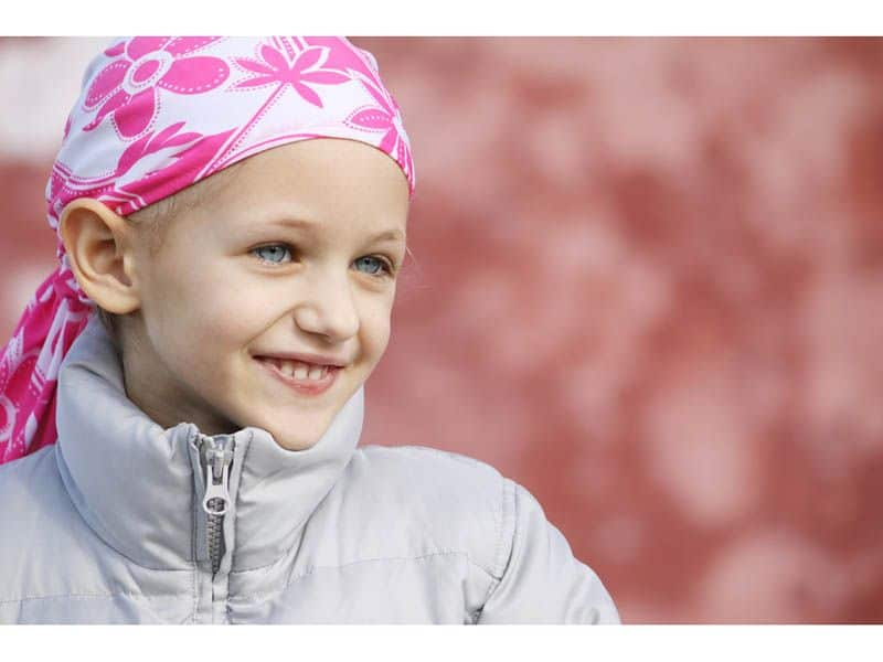 Risk for Severe COVID-19 Not Increased for Children With Cancer