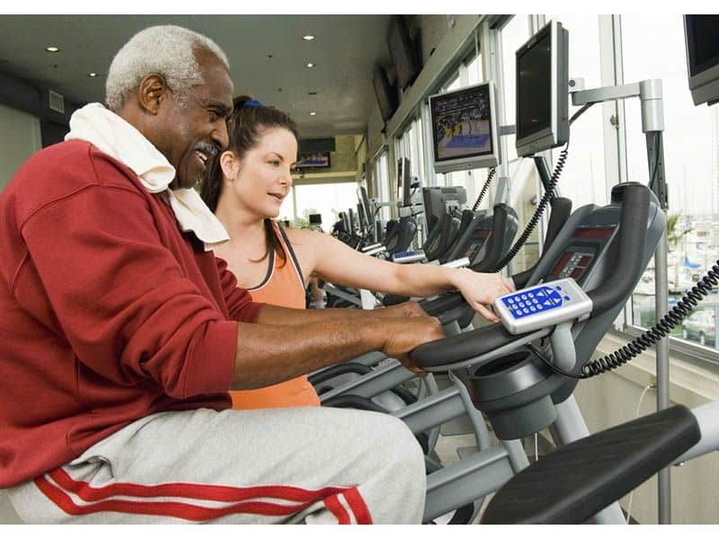 Cardiorespiratory Fitness Reduced With Prolonged ADT in Prostate Cancer