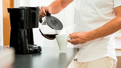 Higher Coffee Intake May Reduce Risk for Prostate Cancer