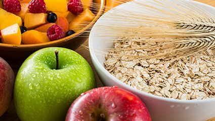 Higher Dietary Fiber Lowers Premenopausal Depression Risk