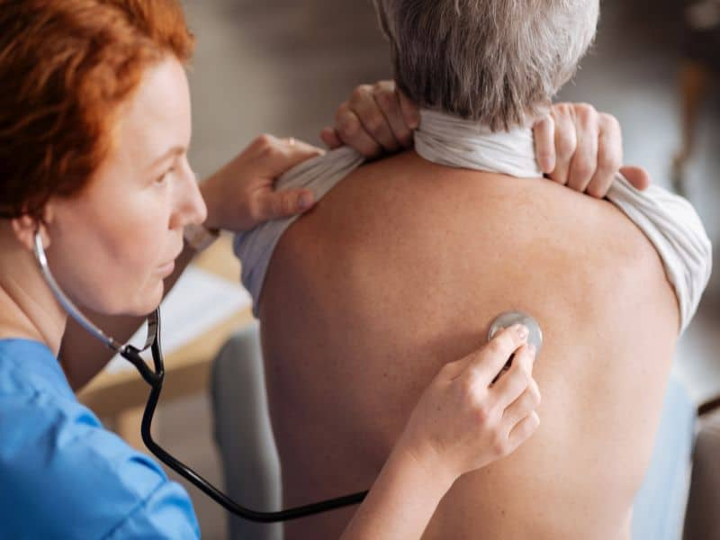 Some Inflammatory Diseases Linked to Stroke-Associated Pneumonia