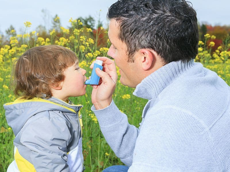 Child Proton Pump Inhibitor Use May Increase Asthma Risk