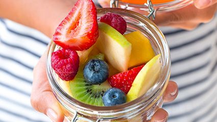 More Than Two-Thirds of Adults Consume Any Fruit on a Given Day
