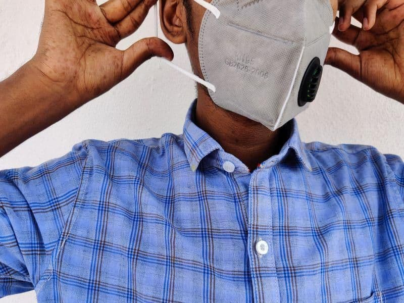 Millions of Counterfeit N95 Masks Seized
