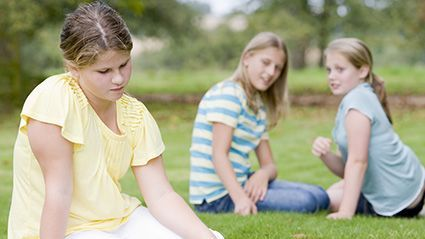 Markers of Puberty Differ in Girls With More Body Fat