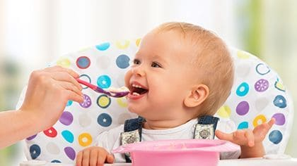 Bill Would Limit Toxic Heavy Metals in Baby Food