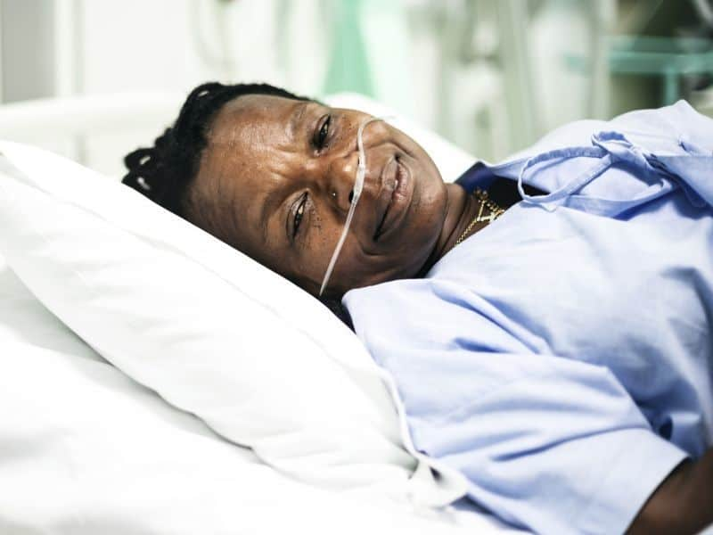 Racial/Ethnic Disparities Vary in COVID-19 Hospitalization