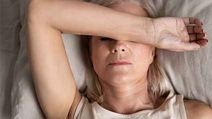 Factors Identified to Help Predict Age at Menopause