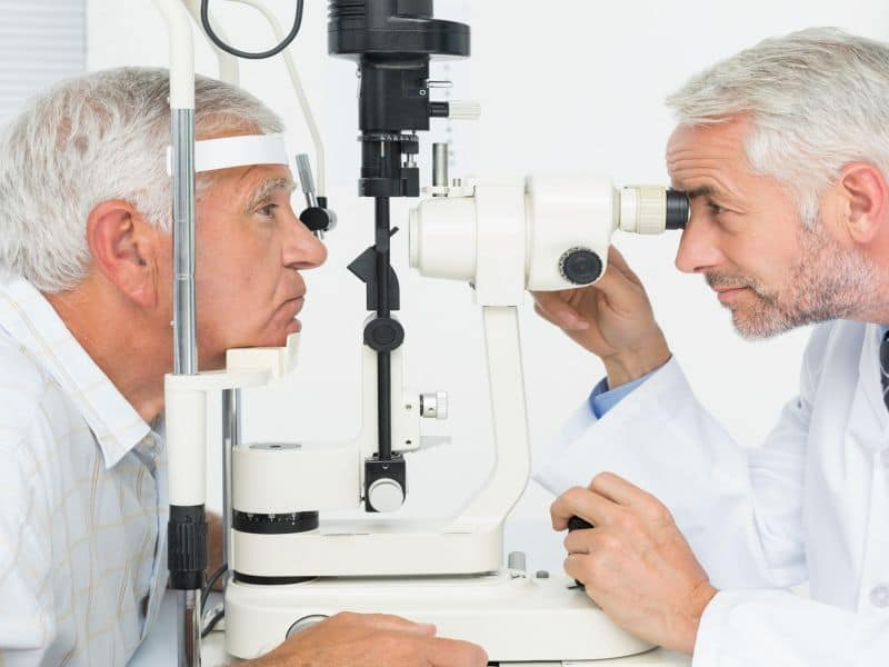 Prevalence of Cognitive Impairment Up in Normal-Tension Glaucoma